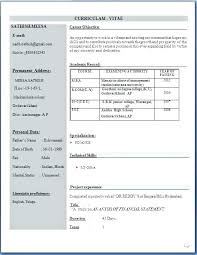 resume format word document sle resume for freshers sle resume for freshers sle resume