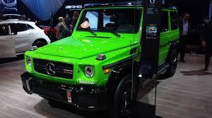 mercedes g wagon green vwvortex com mercedes benz g class gets a facelift mercedes