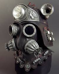 Gas Mask Halloween Costume Ucreative 56 Handcrafted Masks Perfect Halloween