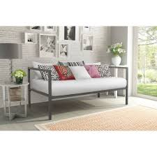 daybed and trundle scroll to previous item daybed with popup dhp giada upholstered faux leather daybed and trundle brown pictures with stunning used daybed trundle beds