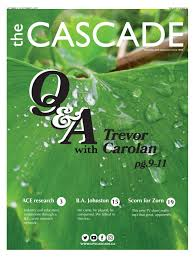 the cascade vol 25 issue 24 by the cascade issuu