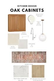 what color goes with oak cabinets kitchen design with oak cabinets drab to wow