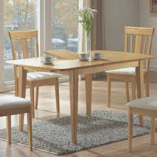 monarch specialties i 4267 5 piece maple rectangular dining room
