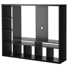 Ikea Besta Bookshelf Lappland Tv Storage Unit Black Brown Ikea