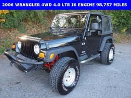 used jeep wrangler knoxville tn used jeep wrangler for sale in knoxville tn 42 used wrangler