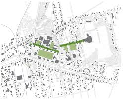 Colby College Campus Map Som Bowdoin College Campus Master Plan