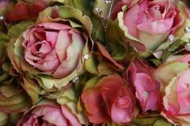 silk roses silk wedding flowers lovetoknow