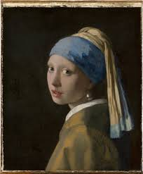 painting of the girl with the pearl earring who s that girl girl with a pearl earring