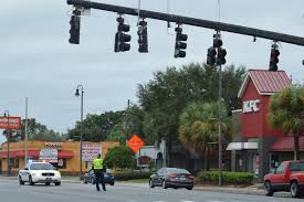 traffic lights not working scene around town the aftermath of matthew the apopka voice