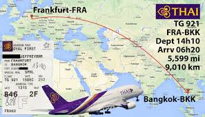A380 Seat Map Thai Airways A380 Royal First Class U2013 Tg 921 Frankfurt Fra To