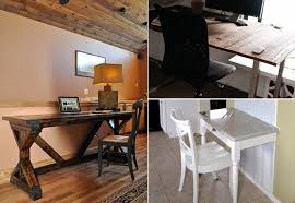 construire bureau construire lui même bureau trois idées avec des