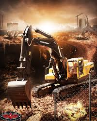 1 14 scale earth digger 360l hydraulic excavator rtr