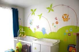 chambre enfant jungle emejing stickers chambre bebe garcon jungle pictures lalawgroup