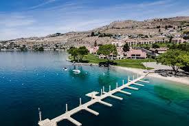 Lakefront Getaway 3 Bd Vacation Rental In Wa by Lake Chelan Shores Lakefront Nest 5 5 1 Bd Vacation Rental