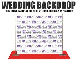wedding backdrop banner wedding photo booth backdrop wedding photo booth backdrop step