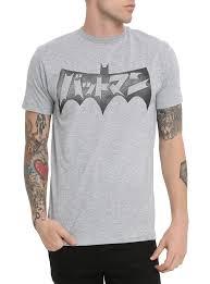 Mens Halloween Shirts by Dc Comics Batman Japanese Logo T Shirt Topic Topic