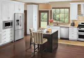 Built In Refrigerator Cabinets Frigidaire Gallery 2 0 Cu Ft Built In Microwave Stainless Steel