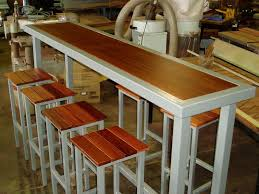 narrow kitchen tables for sale home design charming narrow bar height table reclaimed wood bars