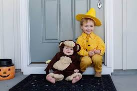 Curious George Halloween Costumes 19 Cutest Family Theme Costumes Halloween Today