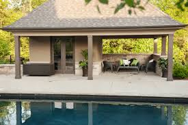 pool houses with bars opulent ideas backyard pool house designs with bathroom plans