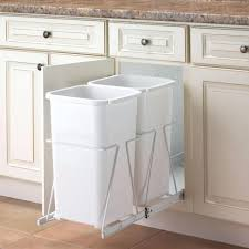 mobile kitchen island w trash canbag storage cabinet bed bath and