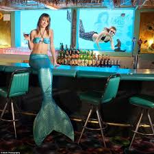 martini mermaid bottoms up the world u0027s wackiest bars revealed daily mail online