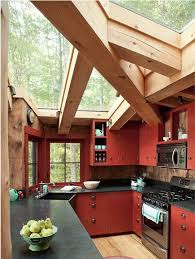 Images Of Cottage Kitchens - 165 best red kitchens images on pinterest kitchen ideas