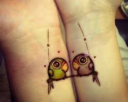 34 matching couple tattoos all lovers will appreciate tattooblend