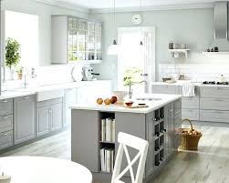 kitchen white appliances gray cabinets kitchen white appliances white counters light grey