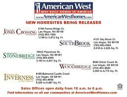 100 new homes northwest las vegas las vegas nv new homes