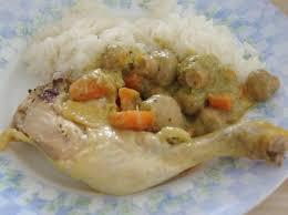 cuisiner cuisse de poulet cuisse de poulet et ses petits légumes par potichounette une