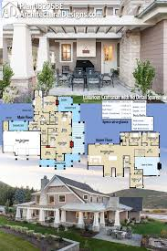 plan exclusive luxury craftsman with no detail spared home design