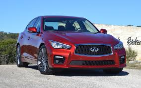 2016 infiniti q50 red sport 400 understated power review