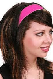 80 s headbands 80 s neon pink headbands toys