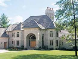 chateauesque house plans european chateau hwbdo09836 chateauesque house plan from