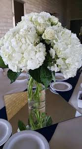 Hydrangea Centerpiece My Beautiful Flowerz Hmong Florist In Wi