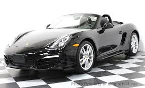 2013 porsche boxster 2013 used porsche boxster certified boxster 6 speed roadster at