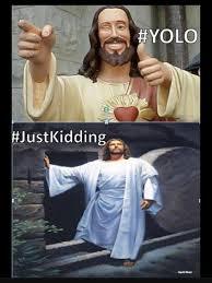 Buddy Christ Meme - good ol buddy christ imgur