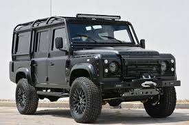 land rover bowler exr s this land rover defender u0027beast u0027 has the heart of a corvette