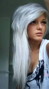 how to make hair white pictures hair coloring for white hair black hairstle picture