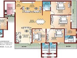 Luxury Apartment Floor Plans 4 Bedroom Luxury Apartment Floor Plans Buybrinkhomes Com