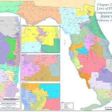 Floridas Map by Florida U0027s Congressional Map Remains In Limbo Near Deadline