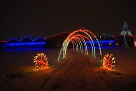christmas lights and shows in lake norman and charlotte area 2014