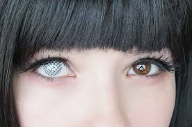 halloween eye contact lenses review optyk rozmus u0027 u0027colorvue white screen contact lenses u0027 u0027