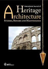 design studies journal template journal of heritage architecture