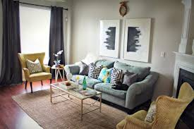 stunning living room rugs apartment with half round yellow