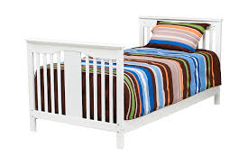 How To Convert Crib To Bed Annabelle 2 In 1 Mini Crib And Bed Davinci Baby