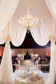 Wedding Chandelier Ceremony Décor Photos Gold Ceremony Chandelier
