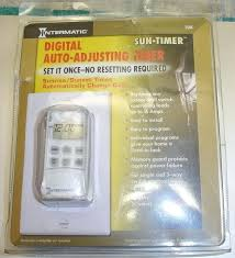 how to set light timer intermatic intermatic wall timer picture of indoor digital wall switch timer