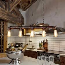 dining room bar aliexpress com buy rust red brown industrial water pipe